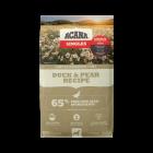 Acana 13lb grain free duck and pear dog food