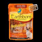 Earthborn Holistic 3oz autumn tide cat food