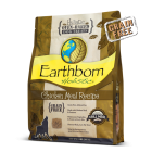 Earthborn Holistic 2lb chicken biscuits dog treats