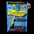 Earthborn Holistic earthbites 7.5oz skin and coat dog treats