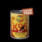 Earthborn Holistic 13oz K95 beef dog food