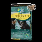 Earthborn Holistic 28lb large breed dog food