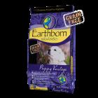 Earthborn Holistic 5lb puppy vantage dog food