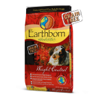 Earthborn Holistic 5lb weight control dog food