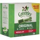 Greenies Regular Dental Chews 36oz Tub