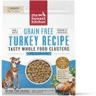 Honest Kitchen Whole Food Clusters 20lb Grain Free Turkey