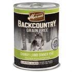 Merrick backcountry 12.7oz chunks lamb