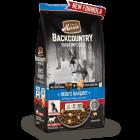 Merrick backcountry 4lb heros banquet dog