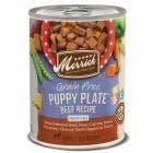 Merrick 12.7oz puppy plate beef