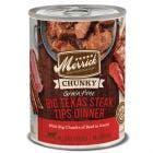 Merrick 12.7oz steak tips dinner