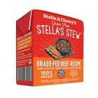 Stella and Chewy's 11oz beef stew dog food
