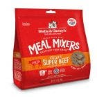 Stella and Chewy's 3.25oz freeze dried beef mixer dog food
