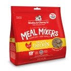 Stella and Chewy's 18oz freeze dried chicken mixer dog food