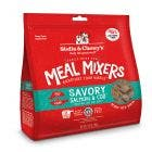 Stella and Chewy's 9oz freeze dried salmon cod mixer dog food
