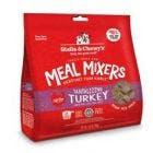 Stella and Chewy's 9oz freeze dried turkey mixer dog food