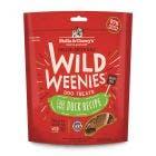 Stella and Chewy's 3.25oz wild weenies duck dog treats