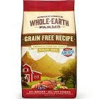 Whole earth 12lb grain free beef