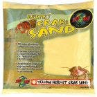 Zoomed Hermit Crab Sand 2lb - Yellow