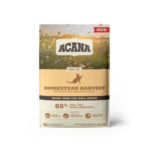 Acana homestead harvest 10lb cat food