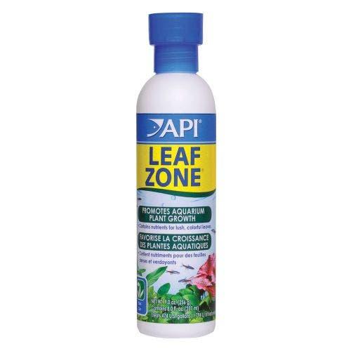 API Leaf Zone Plant Food - 8oz