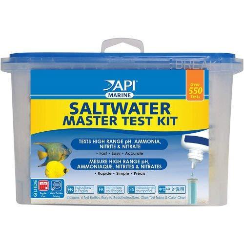 API Master Test Kit - Saltwater
