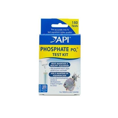 API Phosphate Test Kit - FW/SW - 150 Test