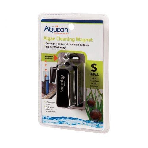 Aqueon algae cleaning magnet small fish