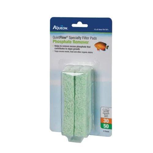Aqueon phosphate biogrid quiet flow 30/50 fish