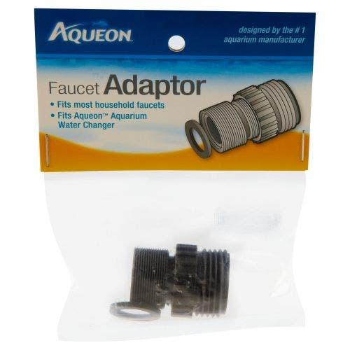 Aqueon water change faucet adapter fish