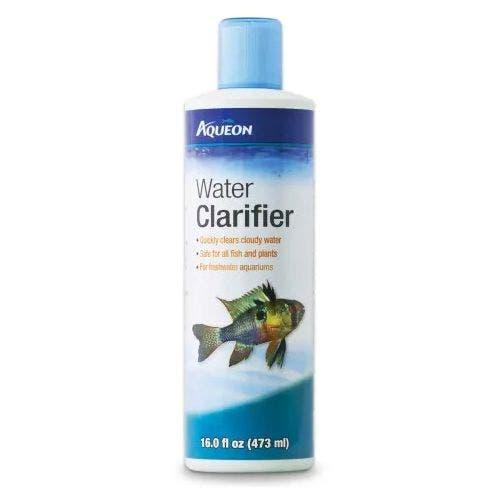 Aqueon water clarifier 16oz fish