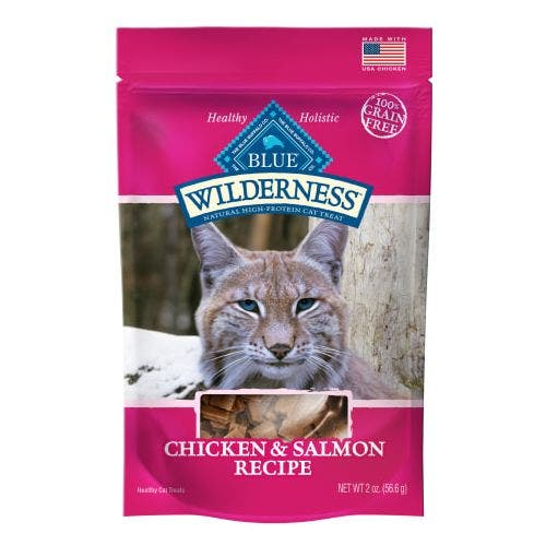 Blue Buffalo Blu Wilderness Cat Treats