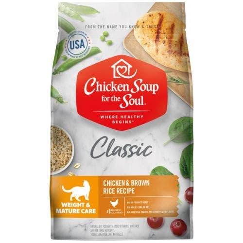 Chicken Soup cat 13.5lb chicken cat food