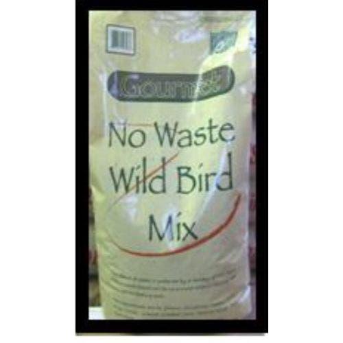 Delco no waste 40lb bird seed