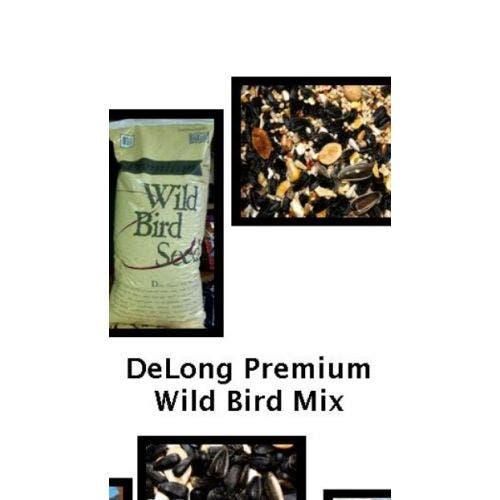 Delco premium 25lb bird seed