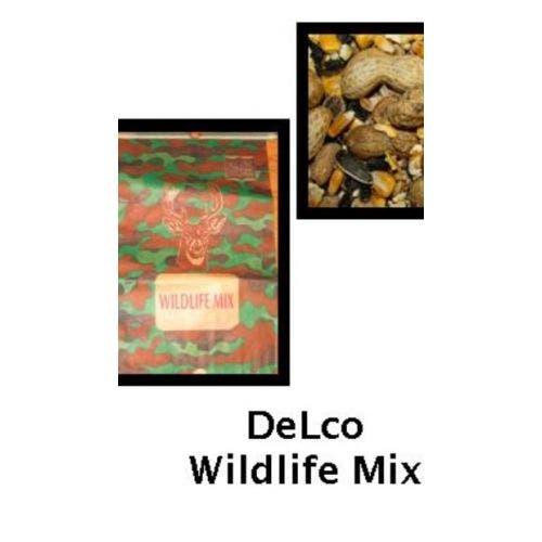 Delco wildlife mix 50lb bird seed