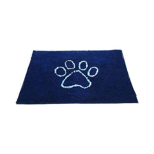 Dirty Dog doormat large bermuda blue dog