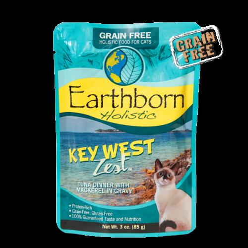 Earthborn Holistic 3oz key west zest cat food