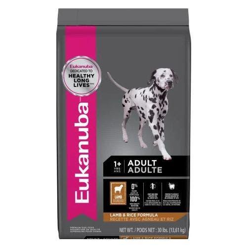 Eukanuba 30lb Medium Breed Lamb Dog Food