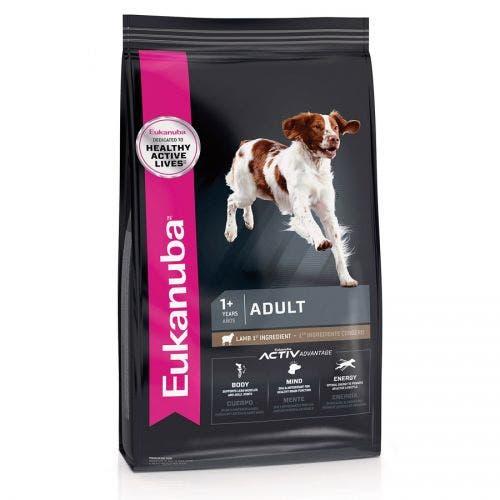 Eukanuba 5lb Medium Breed Lamb Dog Food
