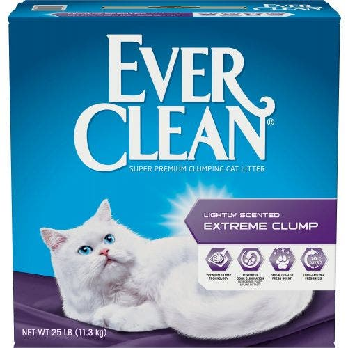 Ever Clean 25lb scented litter