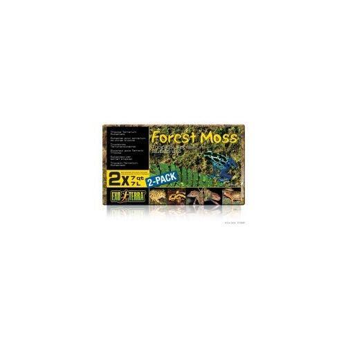 Exo Terra 2 Pack Forest Moss