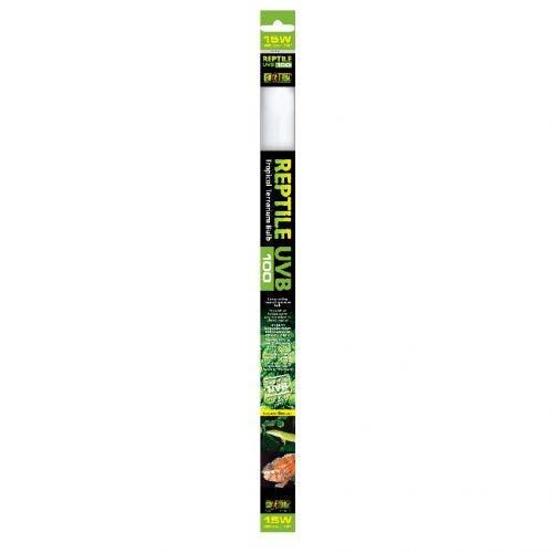 Exo Terra 15W UVB100 Fluorescent Bulb