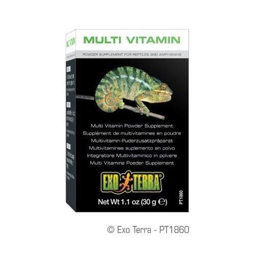 Exo Terra 1oz Reptile Multi-vitamin