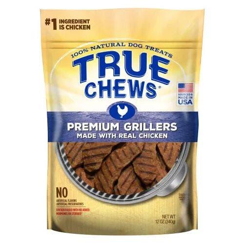 Grillers 12oz dog treats