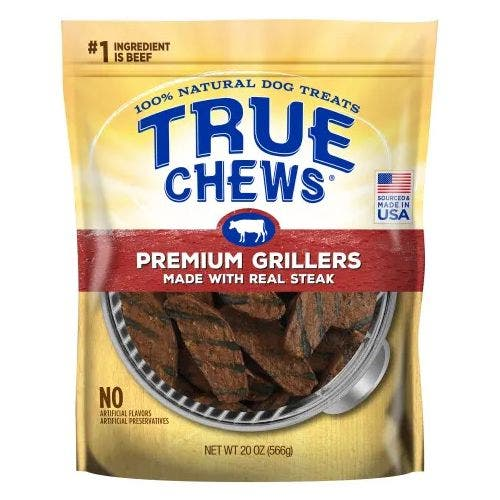 Grillers full slab size dog treats