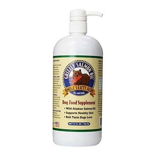 Grizzly Cat Salmon Oil - 4oz