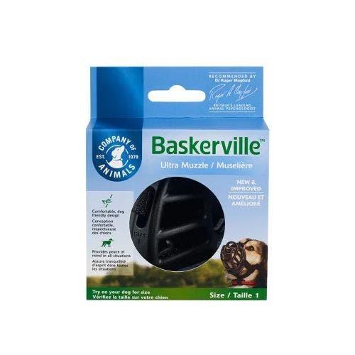 Halti basketville size 1 muzzle dog