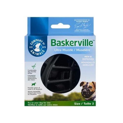 Halti basketville size 2 muzzle dog