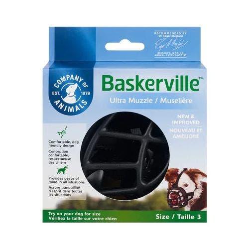 Halti basketville size 3 muzzle dog
