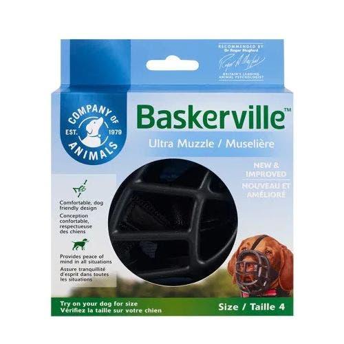 Halti basketville size 4 muzzle dog